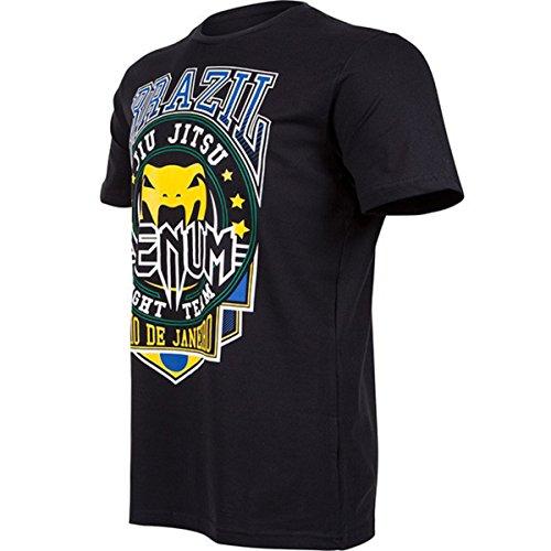 Herren T-Shirt VENUM - Carioca - Black - 0648