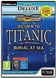 Hidden Mysteries: Return to Titanic 100th Anniversary Burial at Sea