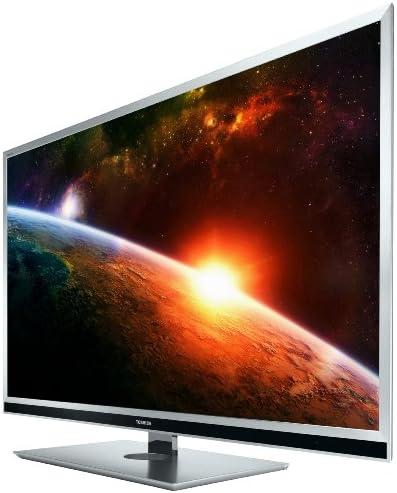 Toshiba 46 YL 863G, Televisión Aluminio Full HD, Pantalla LED 46 pulgadas (Full-HD, 800Hz AMR, 3D, Smart TV, Cámara reconocimiento): Amazon.es: Electrónica