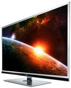 Toshiba 46 YL 863G , Televisión Aluminio Full HD, Pantalla LED 46 pulgadas (Full-HD, 800Hz AMR, 3D, Smart TV, Cámara reconocimiento)
