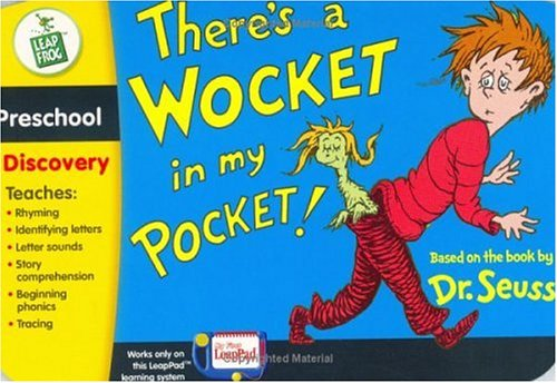 My First LeapPad Book: Dr. Seuss's There's a Wocket in My -