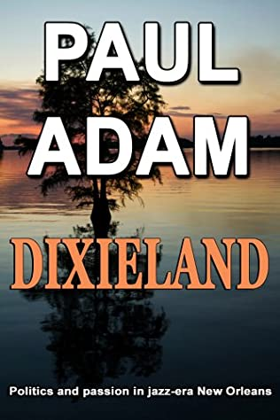 book cover of Dixieland