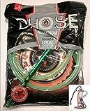 Green D-Hose Dream Washable Hookah Shisha