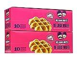 belgian waffles packaged - Belgian Boys - De Liege Wafel - 20 Count