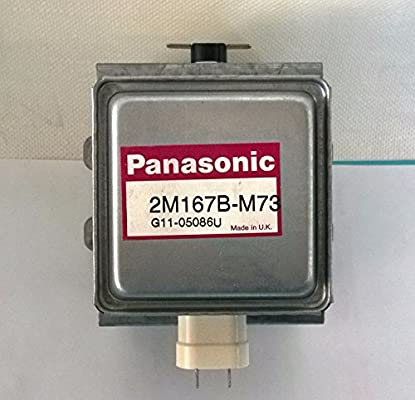 Panasonic Magnetrón 2M167B-M73 - Pieza de recambio para ...