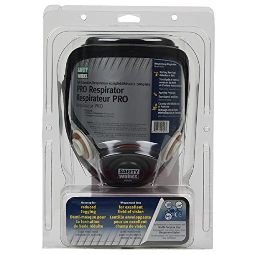 Safety Works SWX00328 Pro Multi-Purpose Respirator by Safety Works (Image #2)