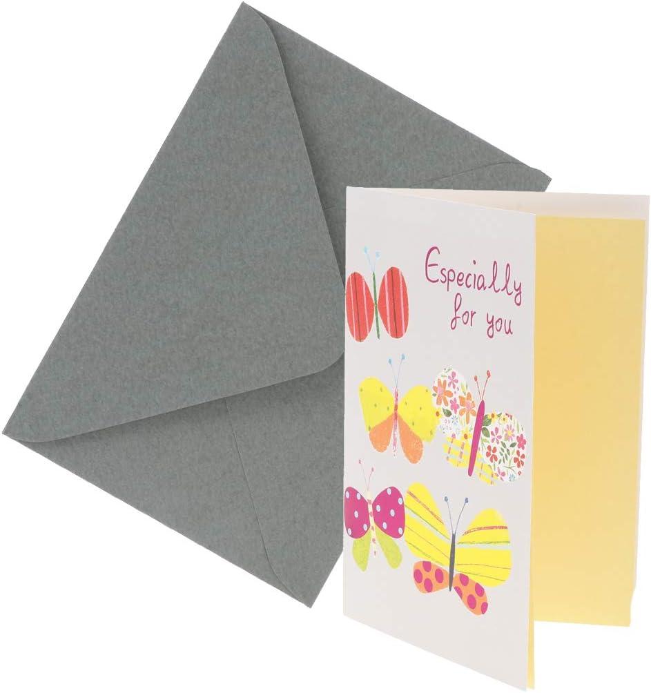 9 Pieces Birthday Card Happy Birthday Cards Box Set Kids Birthday Party Baby Shower Supplies