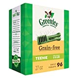 Greenies Grain Free Treats for Dogs - Teenie - 27oz