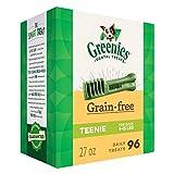 Greenies Grain Free Treats for Dogs - Teenie - 27oz