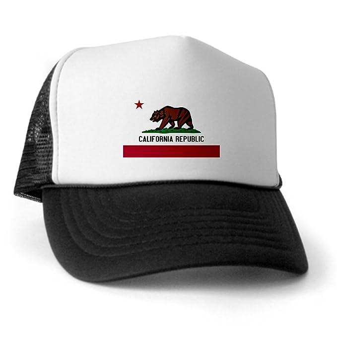 9762b885 shopping california flag trucker hat a8675 13e8d