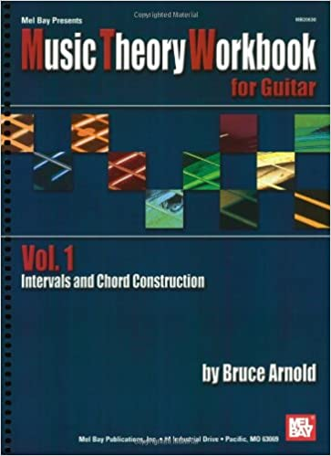 Mel Bay Music Theory Workbook For Guitar Bruce Arnold