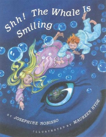 Download Shh! The Whale Is Smiling pdf epub