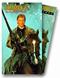 Sharpe's Collection Set 3: Sharpe's Revenge, Sharpe's Justice & Sharpe's Waterloo [VHS]