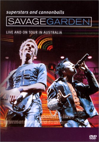 Savage Garden - Superstars And Cannonballs: Live And On Tour In Australia by Sony Legacy