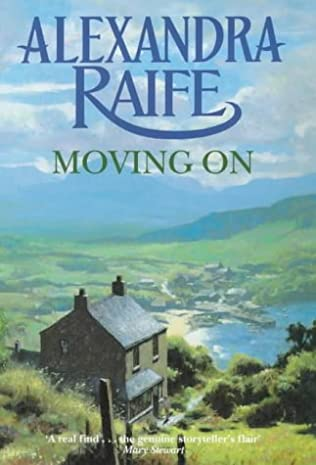 book cover of Moving on