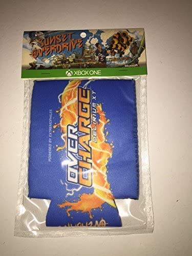 Sunset Overdrive Drink Coozie by Marketing Instincts: Amazon.es ...