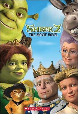 Shrek 2 Mccann Jesse Leon 9780439538473 Amazon Com Books