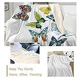 Sleepwish Butterfly Blanket Home Throw Blanket
