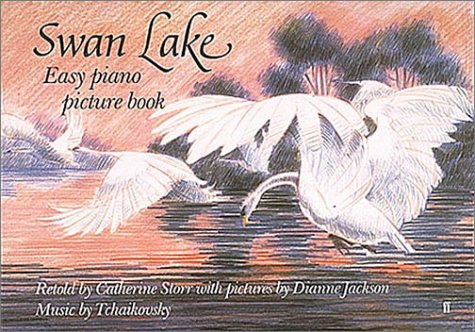 Swan Lake: Easy Piano Picture Book (Faber Edition) by Brand: FABER MUSIC