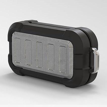 Sharper Image Rugged Ultra-Portable Wireless Speaker