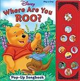 Pooh 'Where Are You Roo?', Casey Sanborn, A.A. Milne, E.H. Shepherd, 0785384499