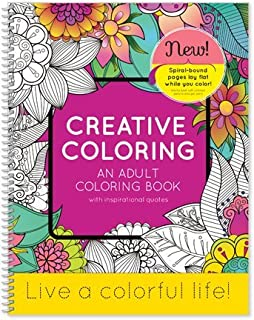 Amazon Art Therapy Coloring Books For Adults Living In Color