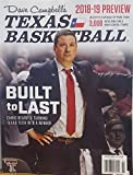 img - for Dave Campbell's Texas Magazine Basketball 2018 Built to Last book / textbook / text book