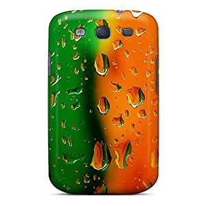 Hot Design Premium AgykYtP3044FGBKS Tpu Case Cover Galaxy S3 Protection Case(sideloader) by supermalls