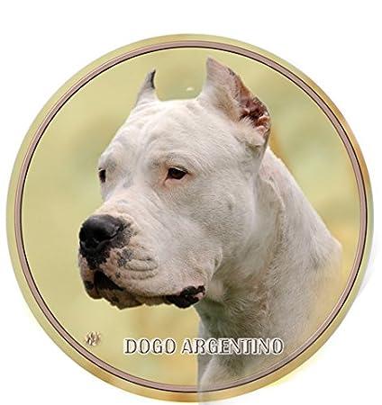 Dogo Argentino Pegatina 15 cm