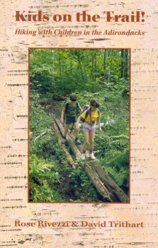 Kids on the Trail: Hiking With Children in the Adirondacks