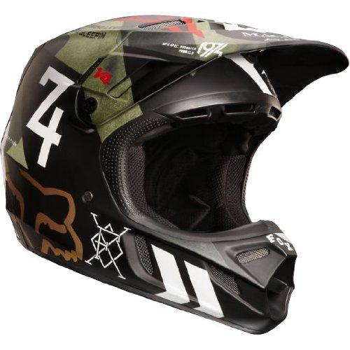Fox V4 Helmet - 6