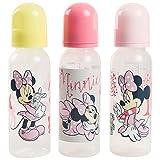 Disney Baby Minnie Mouse Essentials Bundle, Pink