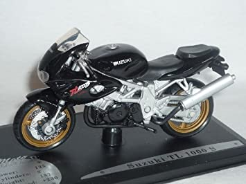 Suzuki Tl1000 Tl 1000 S Tl1000s Schwarz 1 18 Solido Modellmotorrad Modell Motorrad