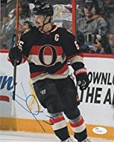 Ottawa Senators Erik Karlsson Signed 8x10 Photo - JSA Certified Coa C