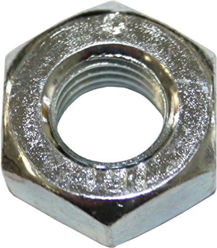 0//0624//001//5.0//01 Dresselhaus Hexagonal Nuts KL 8/M 5/Galvanized Galvanised Pack of 1000