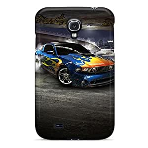 Tpu Fashionable Design Los Angeles Drifting Rugged Case Cover For Galaxy S4 New