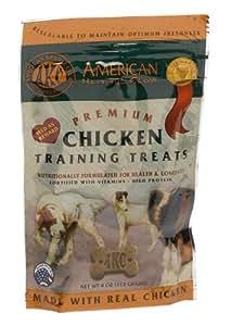 AKC Chicken Training Treats, 4 Ounce