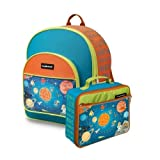 Crocodile Creek Solar System Backpack & Lunch Box Set