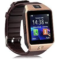 DZ09 Bluetooth Smart Watch with Camera