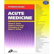 Evidence-Based Acute Medicine