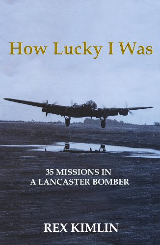 Amazon how lucky i was ebook rex kimlin rosemary hogan les how lucky i was by kimlin rex fandeluxe Image collections