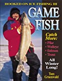 Hooked on Ice Fishing, Tom Gruenwald, 0873417348