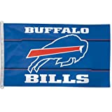 "Buffalo Bills Nfl 3X5 Banner Flag (36X60"")"""