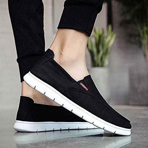 AIMTOPPY, Men's Casual Sneakers Driving Lazy Shoes Sneakers