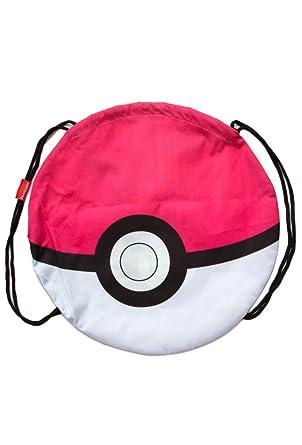 19cc99a357a3 Hpok054 Hype Pokemon Drawstring Bag Pokeball Gym Bag  Amazon.co.uk  Clothing