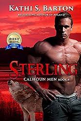 Sterling: Calhoun Men-Erotic Paranormal Wolf Shifter Romance