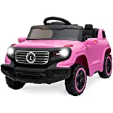 Best Choice Products 6V Kids Ride-On Car Truck w/ Parent Control, 3 Speeds, LED Headlights, MP3...