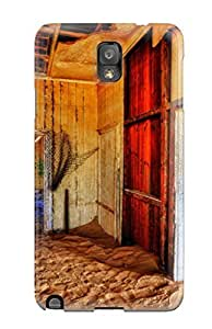 Awesome Old Room #3 Flip Case With Fashion Design For Galaxy Note 3