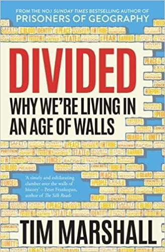 Image result for Divided: Why We're Living in an Age of Walls by Tim Marshall