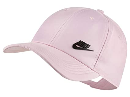 Nike Y NK H86 Cap Metal Futura Hat, Unisex niños, Pink Foam/Black